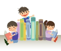 Boy_and_girl_reading_the_books